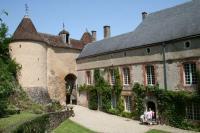 Magasin Centre Galerie d'exposition au Château de Gargilesse
