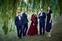 Evenement Saint Agnant de Versillat Ensemble Perspectives - Quintet vocal
