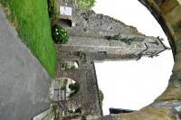 Tour-clocher du couvent des Augustins Landes
