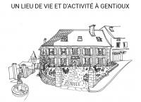 Evenement Saint Pardoux le Vieux Marché d'hiver de Gentioux-Piregolles