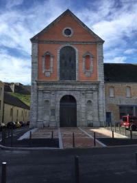 Idée de Sortie Givet Ancienne église des Récollets