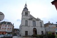 Idée de Sortie Givet Eglise Saint-Hilaire