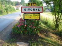 Idée de Sortie Illy GIVONNE, Village Fleuri 2 Fleurs