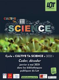 Evenement Pinsac ''Cultive ta Science''  : ''Le Labo Numérique''
