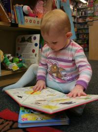 Evenement Pinsac Ateliers Bébés-Lecteurs