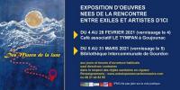 Evenement Pinsac Exposition : Des Monts de la Lune