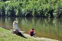 Idée de Sortie Fournoulès Le parcours Famille de pêche des Pélies