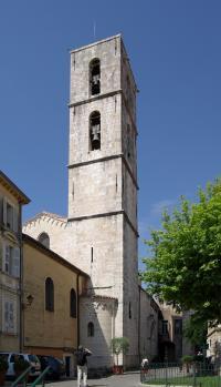 Idée de Sortie Châteauneuf Grasse Cathédrale Notre-Dame-Du-Puy de Grasse