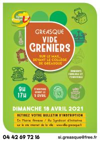 Vide-greniers Gréasque
