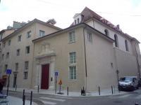 Le Couvent Sainte-Cécile Grenoble