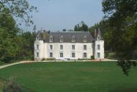 Chateau et parc de la Ville Hue Morbihan