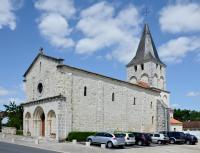 Idée de Sortie Salles Lavalette Église Saint-Roch de Gurat