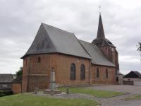 Idée de Sortie Thenailles Église fortifiée Saint-Martin