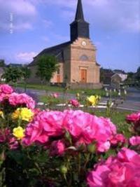 Idée de Sortie Renwez HARCY, Village Fleuri 2 Fleurs