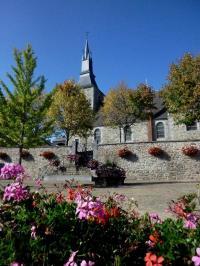 Idée de Sortie Hargnies Église Saint-Lambert