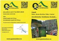 Idée de Sortie Thilay Quest Adventure et Outdoor à Haulmé