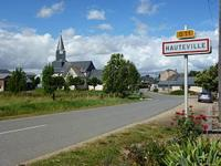 Idée de Sortie Condé lès Herpy HAUTEVILLE, Village Fleuri 1 Fleur