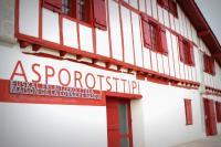 Maison de la Corniche Basque Asporotsttipi Pyrénées Atlantiques