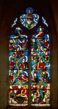 Idée de Sortie Champfleury Eglise Assomption d'Herbisse
