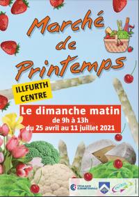 Evenement Mulhouse Marché de printemps
