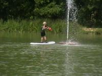 Idée de Sortie La Forêt de Tessé Activité Paddle board