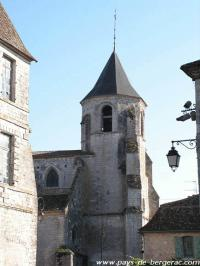 Idée de Sortie Monsaguel Eglise Saint Félicien d'Issigeac