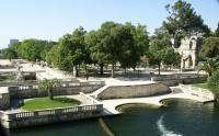 Idée de Sortie Nîmes Les Jardins de la Fontaine