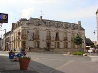 Restaurant Vitry aux Loges Hotel du Cheval Blanc