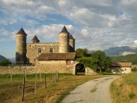 Idée de Sortie Jarrie Château  de Bon Repos