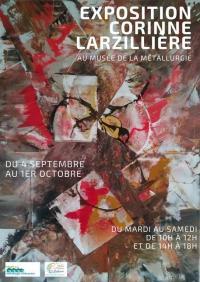 Evenement Lumes Exposition Corinne Larzillière