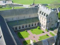 Idée de Sortie Vaubadon Abbaye Saint-Martin de Mondaye