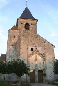 Idée de Sortie Jully sur Sarce Eglise Saint-Louis