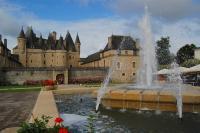 Chateau de Jumilhac Lanouaille