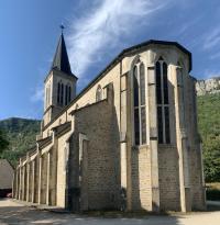 Idée de Sortie Arandas Eglise de La Burbanche