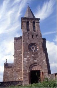 Idée de Sortie Buzeins Église de la Capelle Bonance