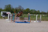 Evenement Chârost Warm up CSO chevaux-poneys