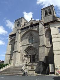 Idée de Sortie La Chaise Dieu Eglise Abbatiale Saint-Robert