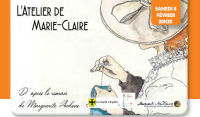 Evenement Saint Georges sur Moulon L'Atelier de Marie-Claire