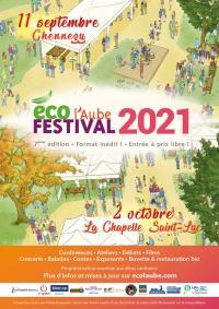 Evenement Charmont sous Barbuise Ecol'Aube Festival