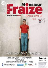 Evenement Nozay Monsieur Fraize