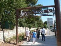 Bouches-du-Rhone en Paysages - La Ciotat la Voie Douce La Ciotat