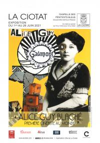 Evenement Toulon Exposition Alice Guy Blaché, 1er cinéaste au monde