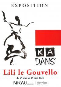 Exposition-Lili-Le-Gouvello La Ciotat