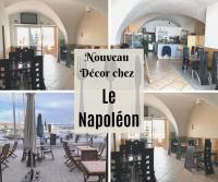 Restaurant de Poissons et de fruits de mer Ceyreste Le Napoléon