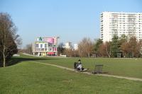 Parc Jean Moulin Seine Saint Denis