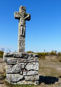 Idée de Sortie Alpuech La croix du Cayre