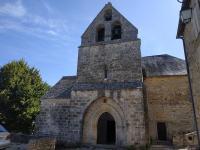 Idée de Sortie Saint Cernin de Larche Eglise Notre dame
