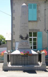 Idée de Sortie Chéniers Le Monument aux Morts de la Forêt du Temple