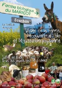 Idée de Sortie Bor et Bar La Ferme du Marigot