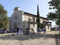 Idée de Sortie Châteauneuf de Galaure Prieuré Sainte Agnès